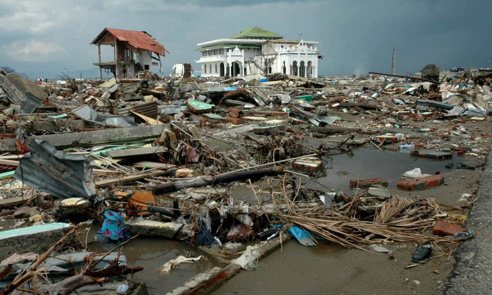 What Really Happened in the 2004 Tsunami?