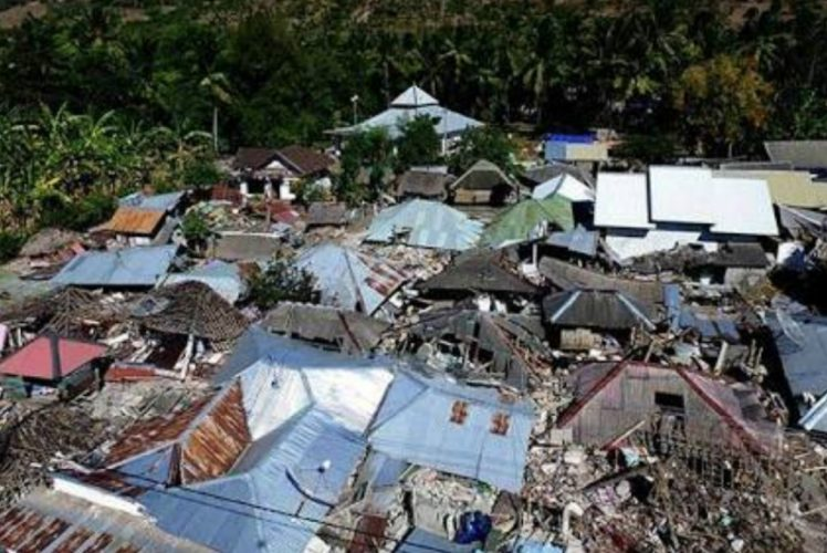 Sbobet Company Open Volunteer to Help Lombok Earthquake Victims