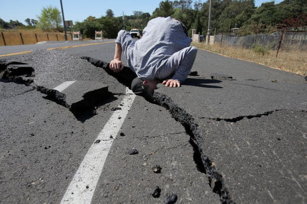 Find Out 5 Types of Earthquakes Based on These Causes!